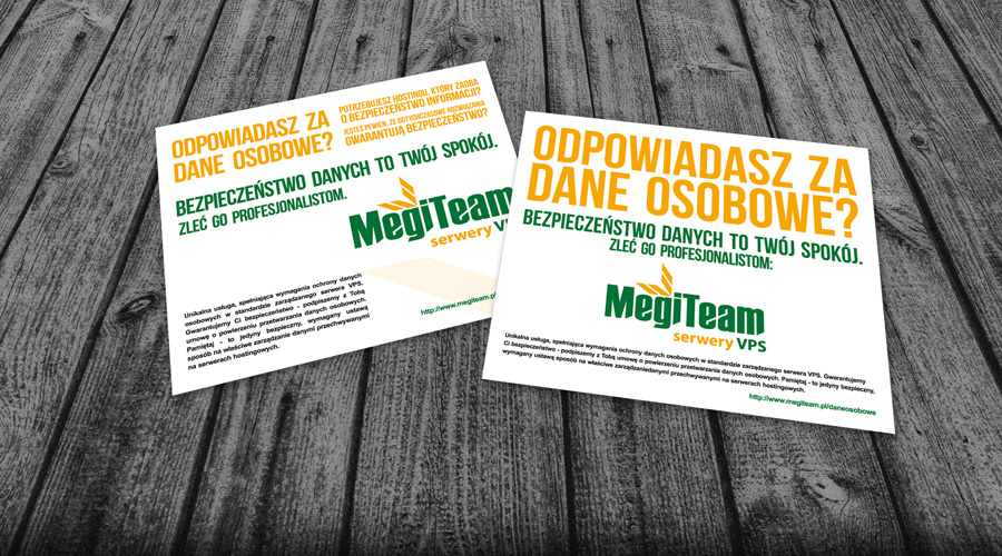 Megiteam Press Ad
