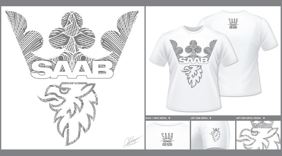 Saab T-Shirt